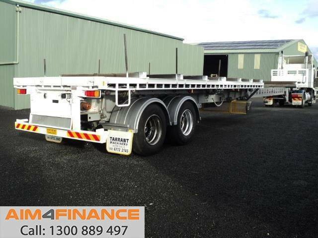 Freighter Tag FREIGHTER ST2 FLAT TOP TRAILER Flat top