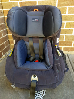 Britax safe and sound Meridian SICT baby car seat