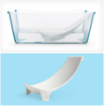 Stokke Flexi Bath VERY GOOD CONDITION (VERY CLEAN)(USED)