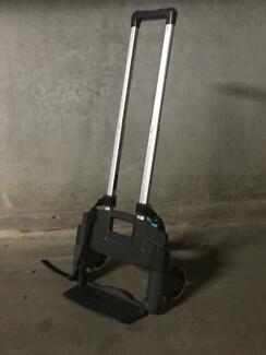 Car seat trolley