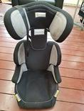 Childs booster seat as new condition