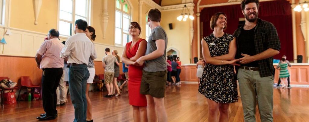 Sep 1st – Dec 29th (Mon) – Swing Patrol Camberwell - Swing Dance Classes