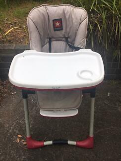 High-chair in excellent condition