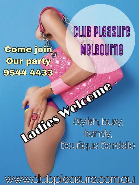 Club Pleasure Boutique Bordello
