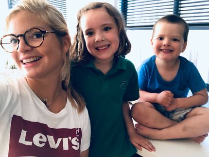 Experienced Nanny/ cleaner available