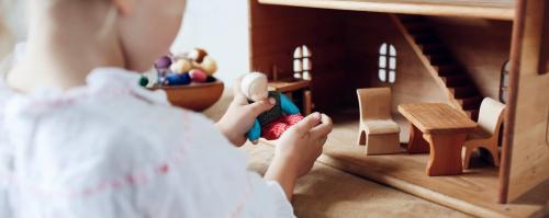 Buy eco baby toys