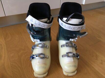 Lange boots 24.5