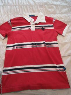 Boys Swiss Polo T-Shirt