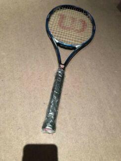 Wilson HAMMER 7.4 Stretch tennis racquet rare graphite power tennis