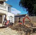 Excavators to your door within 24hrs