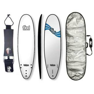 Tuffpro Soft Surfboard Package 7ft Package ONLY $299
