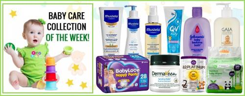 Baby Care Collection of the Week at Discount Pharmacy Australia