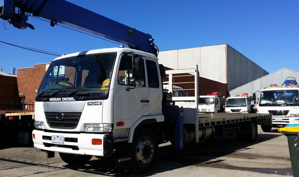 Cheap Truck hire In Melbourne   Jtc Transport
