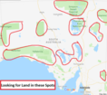 WANTED: Secluded Acreage in Vic, SA, NSW, or ACT