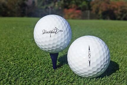 12 Golf Balls Brand New - FREE Delivery plus a FREE Cap!
