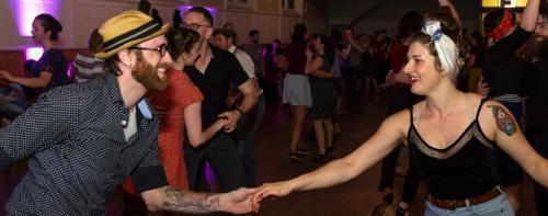 Sep 1st – Dec 29th (Tue) – Swing Patrol Oakleigh - Swing Dance Classes