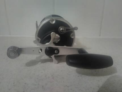 Pflueger Contender G30L Lever Drag overhead reel