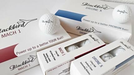 24 Golf Balls - New