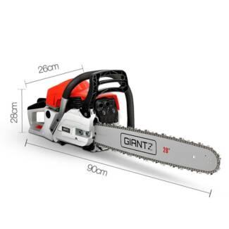 62CC 20inch 4.5HP Chainsaw