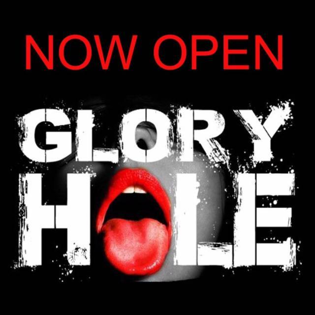 Club Pleasure Glory Hole action