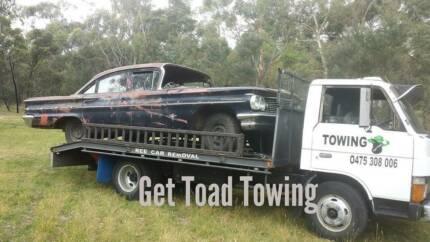 Towing Door To Door Victoria Wide &amp Interstate Car Transport