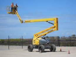 Boom Lift Hire in Melbourne - Skyhigh Solutions