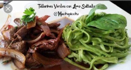 Peruvian delicious food