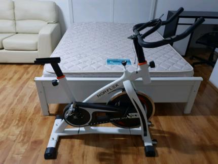 New Norflex exercise bike (open box)