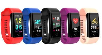 Online Fitness Activity Tracker Store