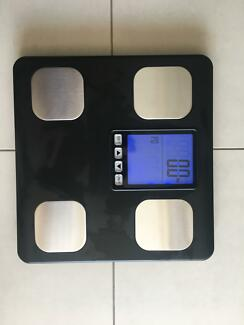 Electronic Body fat Scale in great condition