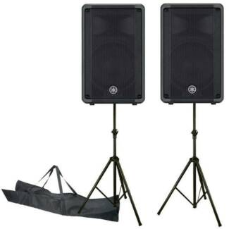 Hire 2x Speaker for any Party or Event!