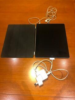 Apple iPad 2 16GB, Wi-Fi, 9.7in - Black (AU Stock) inc charger