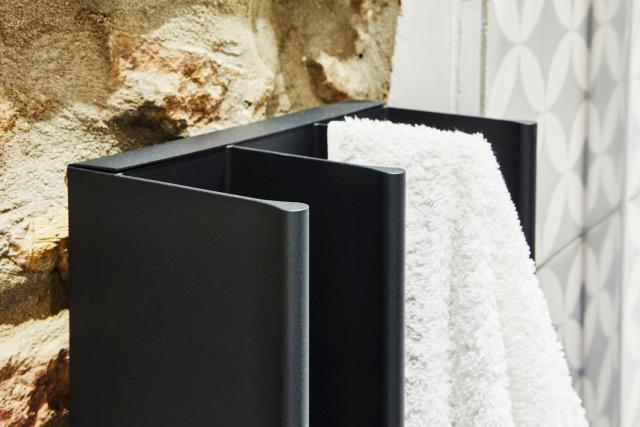 Designer heated towel warmers For your bathroom | Introducing GORDON