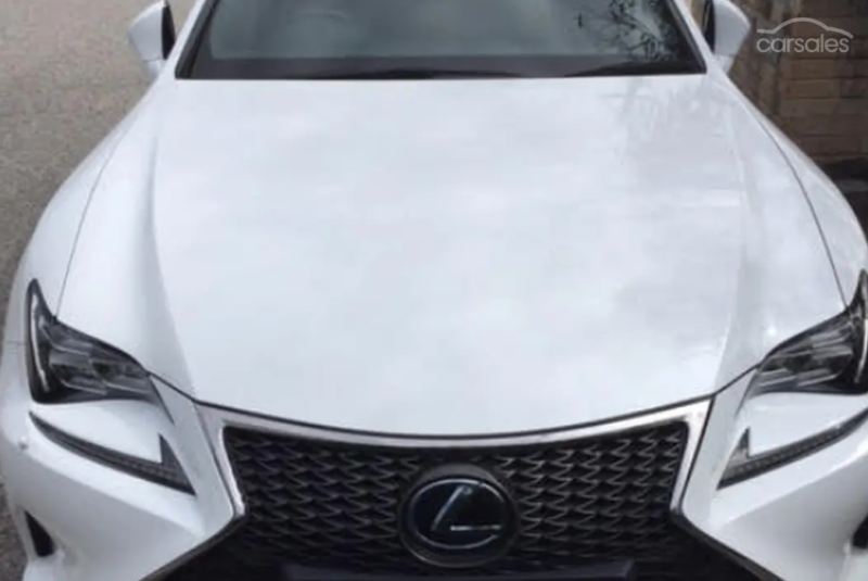 2015 Lexus RC359