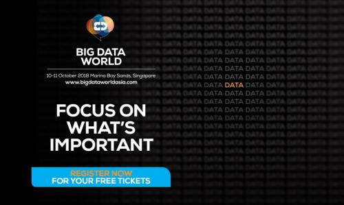 Oct 10th – Oct 11th – Free Tickets To Attend Big Data World in Singapore