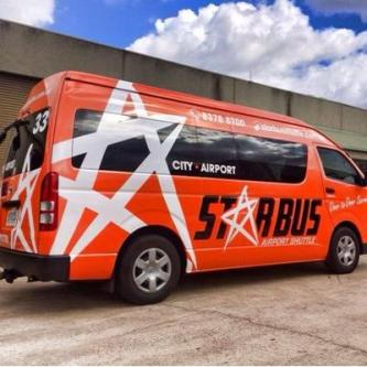 Book Melbourne airport shuttle bus at low price