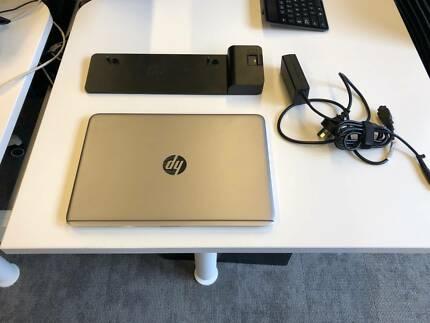 **CURRENT MODEL** HP EliteBook 1040 G3 Touch Notebook Dock