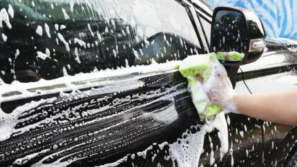 Car Wash Done For You