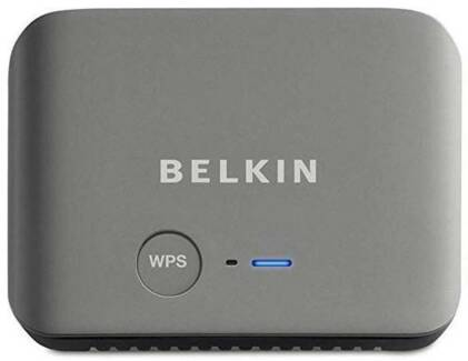 Belkin Travel Dual Band Wireless N Router