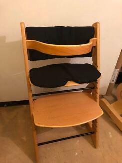Mocka Soho Wooden Highchair