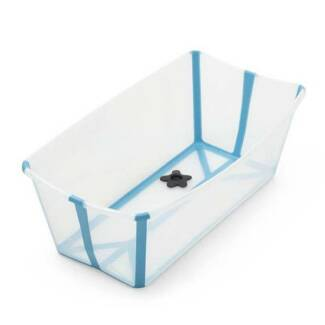 Stokke flexi bath with newborn support in excellent condition