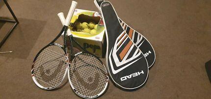Head tennis racket #232803 MG heat