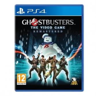 Ghostbusters The Video Game Remastered PS4 Game