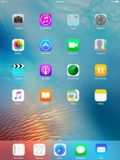 iPad 4th gen 128G (model A1458 late 2012)