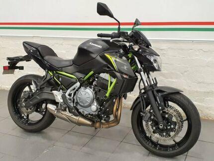 2018 Kawasaki Z650L (LAMS) Road Bike 649cc