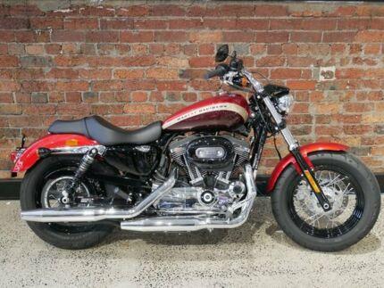 2018 Harley-Davidson 1200 CUSTOM (XL1200C) Road Bike 1202cc