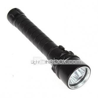 5 LED Flashlights / Torch LED 3 Emitters 5000 lm Waterproof …
