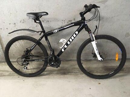 Fluid Adult Hybrid Bicycle