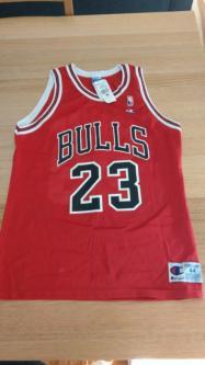 Michael Jordan Chicago Bulls Vintage Official Jersey