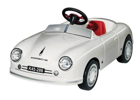 Porsche 356 ride on electric car for kids brand new in box